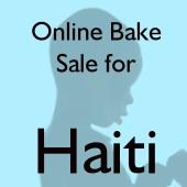 haiti trace blue Online Bake Sale for Haiti!